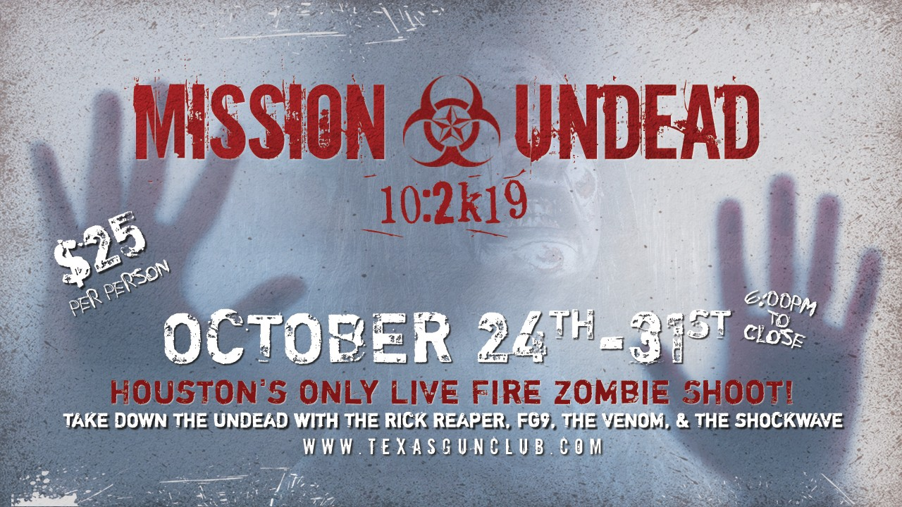 Live-Fire Zombie Experience