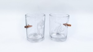 bullet whiskey glass holiday season gifts