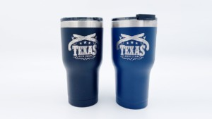 texas gun club tumblers