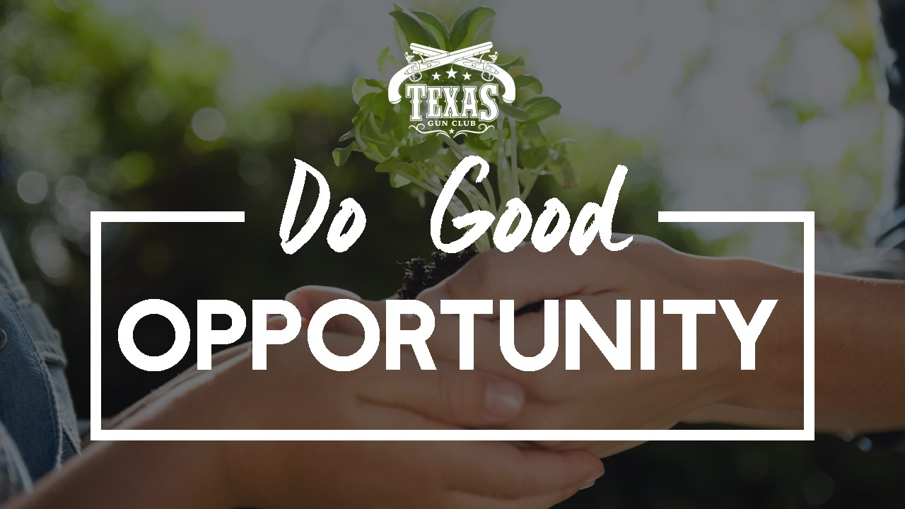do good opportunities