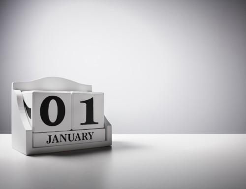 Monday Update: Happy January