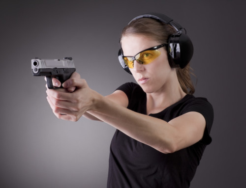 Learning How to Shoot: 5 Key Health Benefits of Going to a Gun Range
