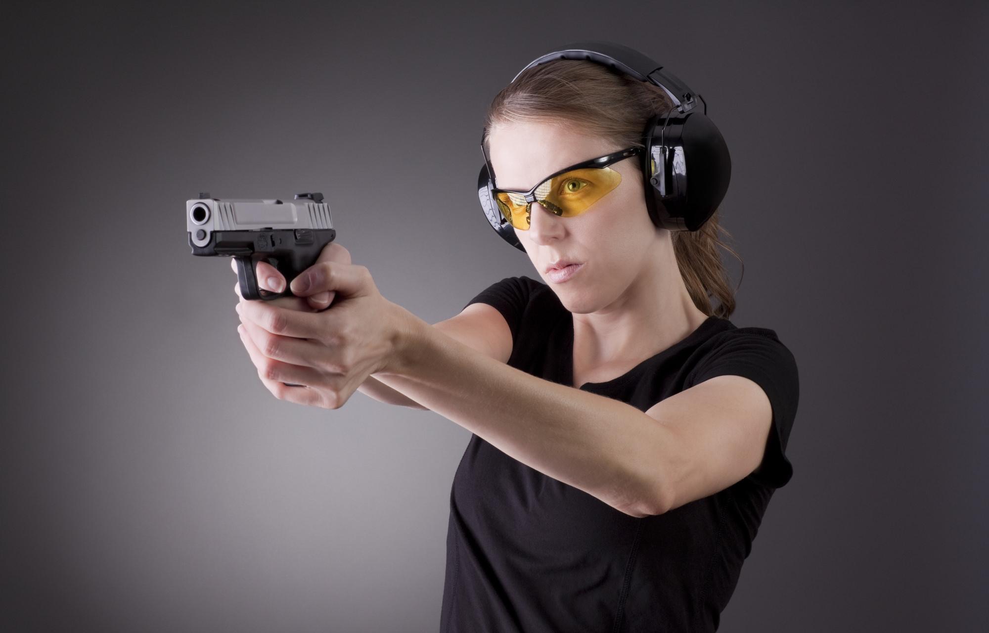 5 Key Health Benefits of Going to a Gun Range