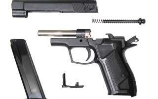 The Different Parts of a Handgun: The Complete Guide