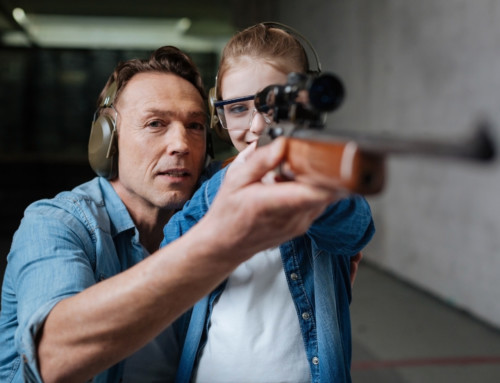 How Your Child Can Safely Learn to Shoot a Gun