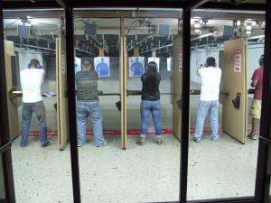 gun range etiquette