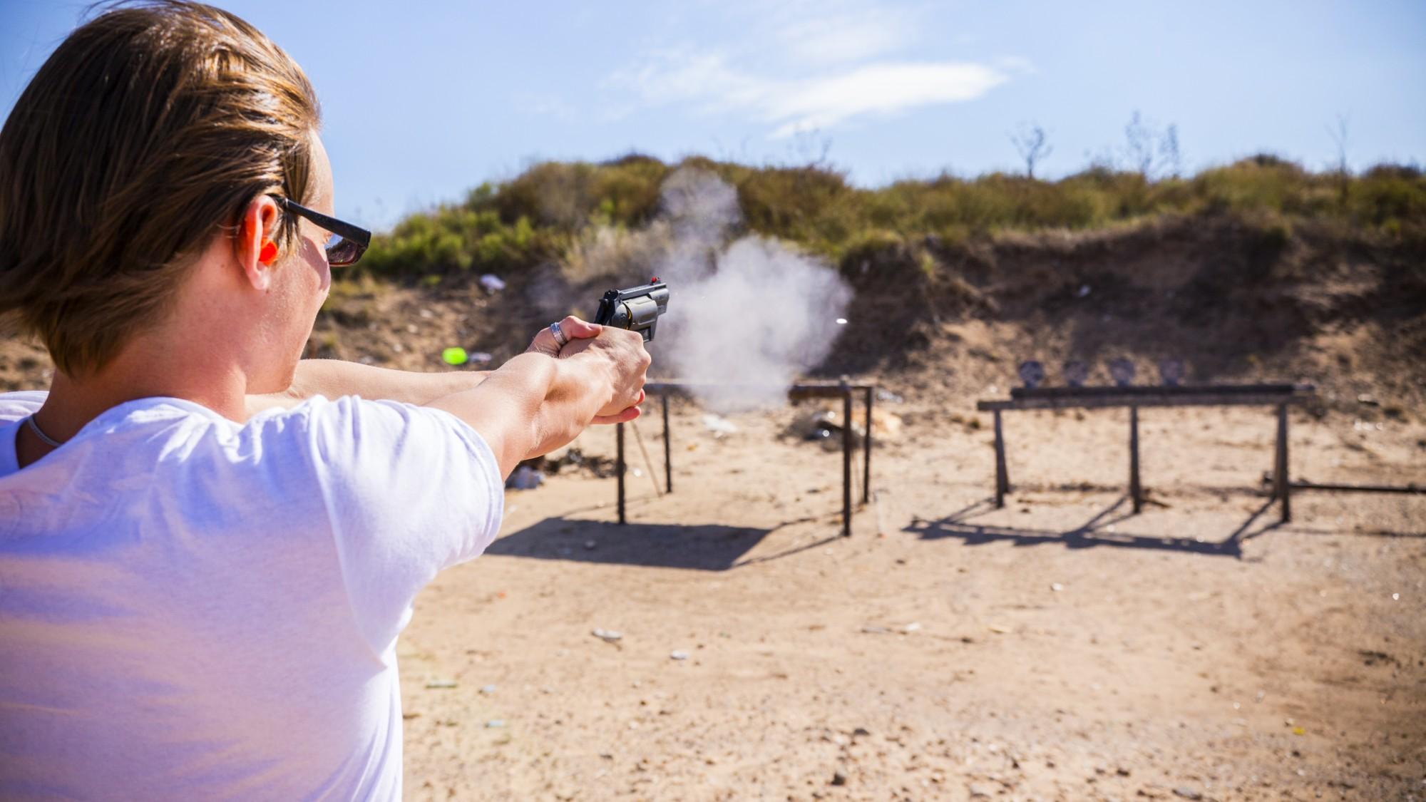 gun range essentials